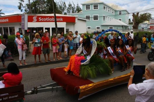 Barbados beauties
