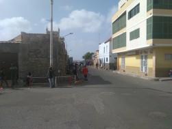 Mindelo street